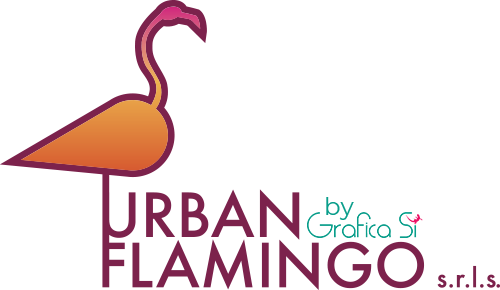 Urban flamingo