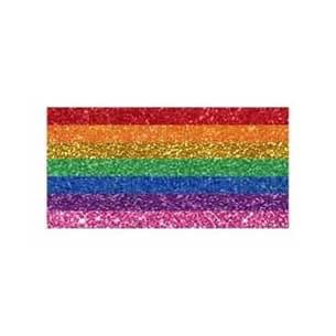 bandiera glitter
