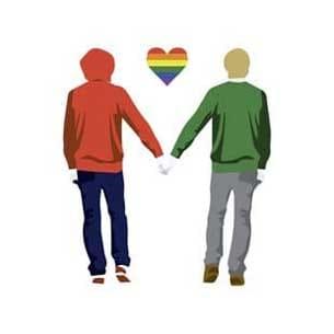 coppia arcobaleno G