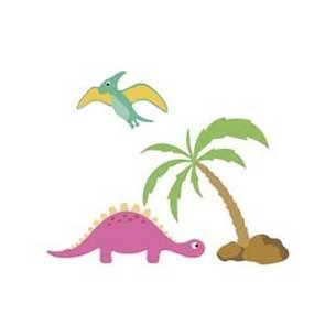 dinosauro rosa