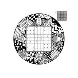sudoku cerchio