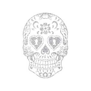 sugar skull SG